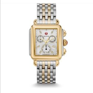 Michele two tone deco XL